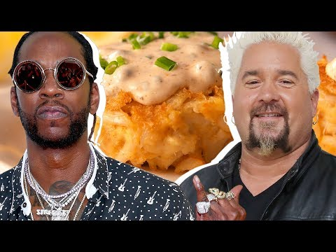 2 Chainz Vs. Guy Fieri: Whose Crab Cakes Are Better?
