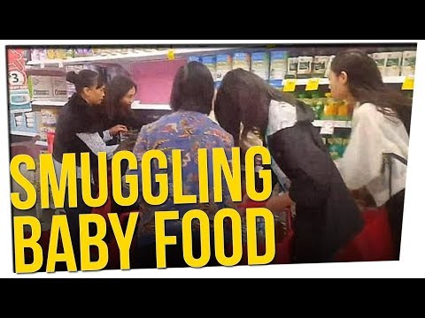 Asians Are Buying ALL the Baby Formula to Resell ft. Michael Rosenbaum & DavidSoComedy