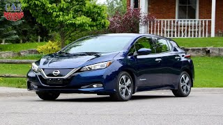 2018 Nissan Leaf Test Drive Review: If Only It Wasn