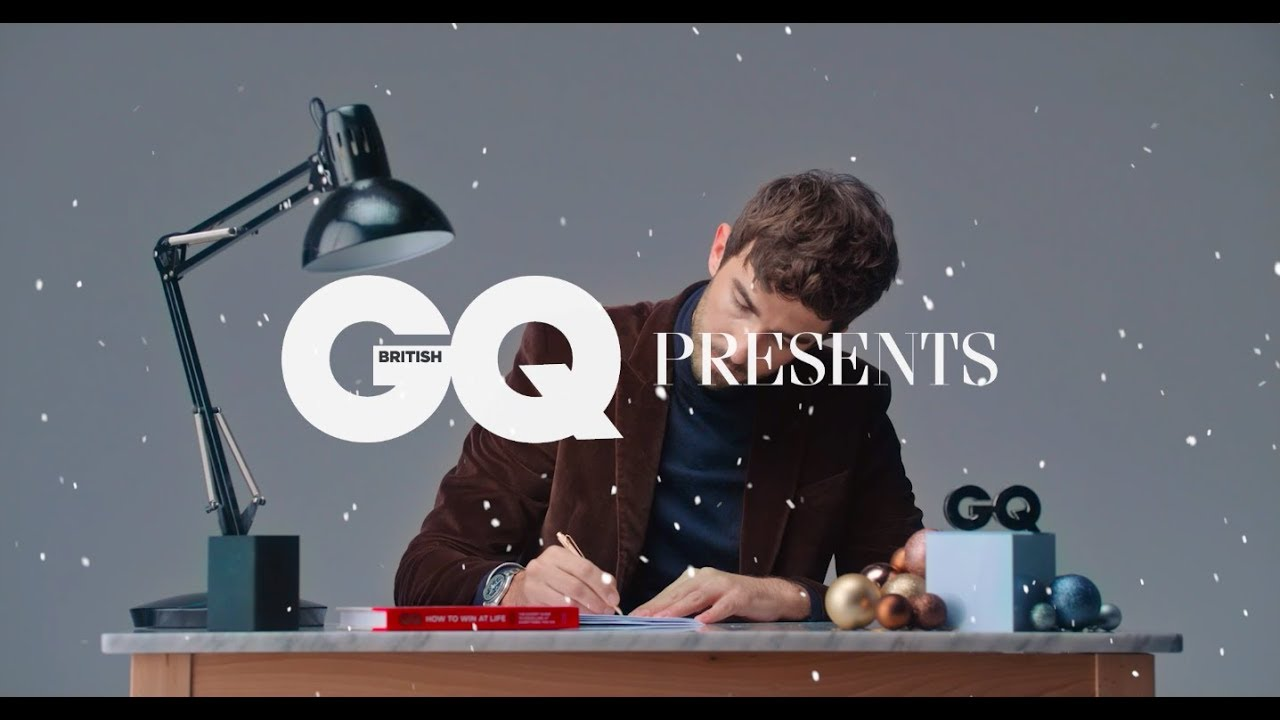 The GQ Style Shrink's 2019 Christmas gift guide I Amazon Beauty I British GQ