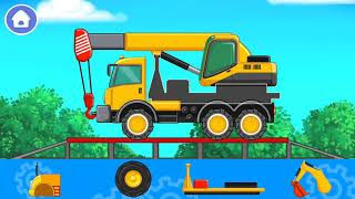 Learn Vehicles for Kids - Transport for Toddlers, Fun Car Service And Repair