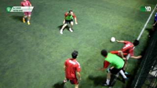 D&T GROUP-FIRTINA SPOR(özet) / İSTANBUL/ iddaa Rakipbul Ligi 2016 Kapanış Sezonu