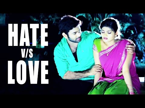HATE V/S LOVE | 2020 New Release Movie South Indian Hindi Dubbed Full Romantic Movie 2020