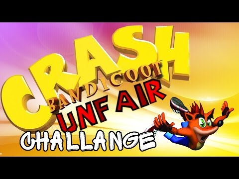 Unfair Crash Bandicoot | Level Prefect Run | NAJTRUDNIEJSZA GRA ŚWIATA CHALLENGE