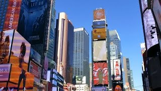 Download Video The Crossroads of the World, Times Square, Manhattan, New York City, 4K video MP3 3GP MP4