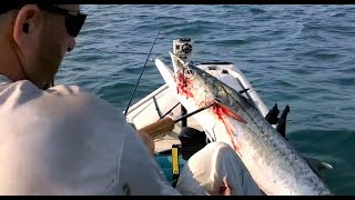 KING MACKEREL fishing offshore BWKC TOURNAMENT Corpus Christi Texas