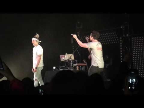 William Singe & Alex Aiono | SING-OFF Live in Dallas, TX