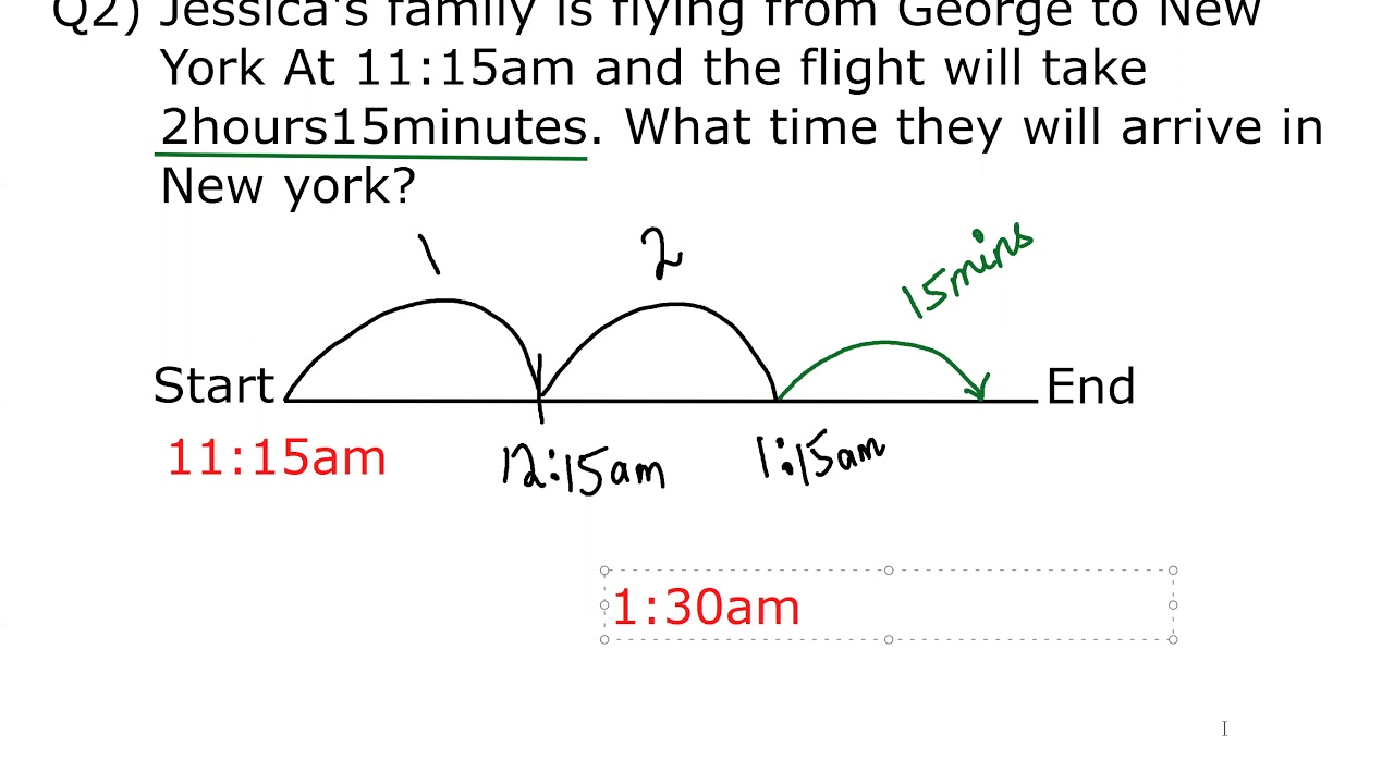 how to calculate elapsed flying time