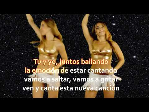 CANTA - El Simbolo - Karaoke - Dance Lesson - ORIGINAL