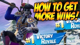 HOW TO GET MORE EASY WINS IN FORTNITE! FORTNITE CHEAT SHEET!