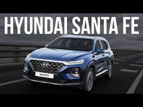 Hyundai Santa FE III покоління, 1 рестайлінг Кросовер