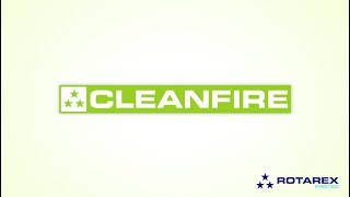 CLEANFIRE Clean Agent Fire Suppression System using Novec 1230 fluid