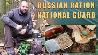 MRE REVIEW: Russian National Guard Ration