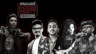 Bacardi House Party Sessions  | Amit Trivedi | Benny Dayal | Mohini Dey