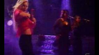 Geri Halliwell-Lift Me Up Live At CBC