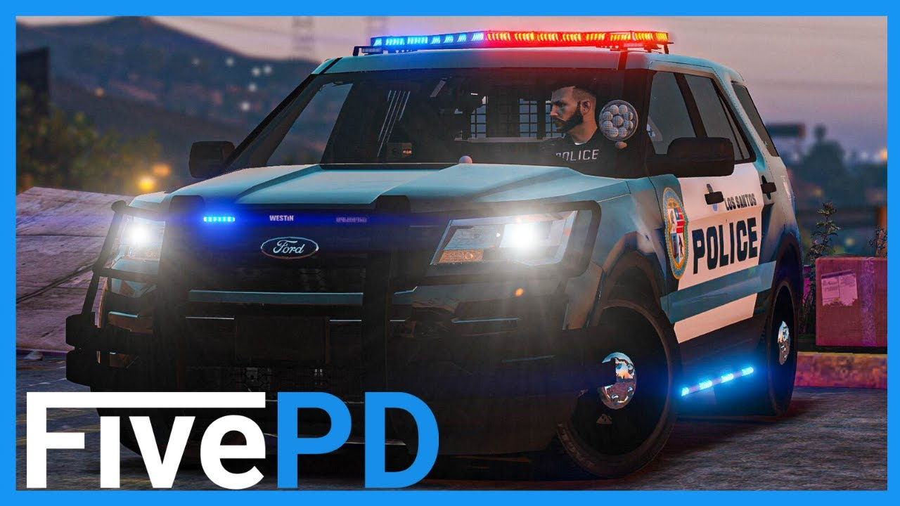 Money Truck Robbery | GTA 5 FivePD #4 - YouTube