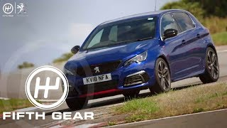 Fifth Gear AD: Peugeot 308 GTi