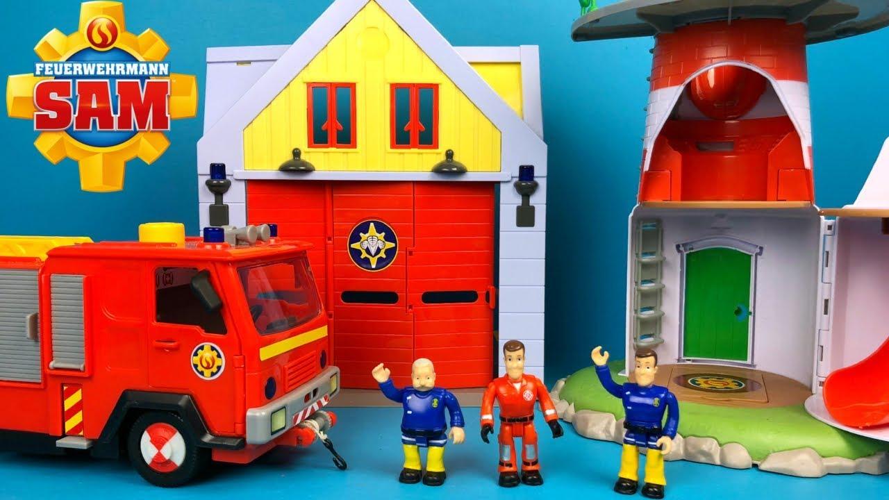 fireman sam legetøj