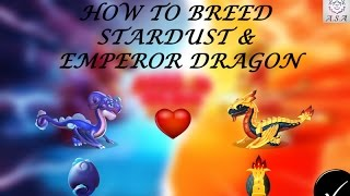 How to breed Stardust and Emperor Dragon - DML gameplay