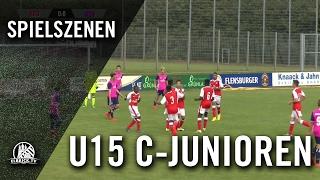FC Arsenal - Hamburger SV (U15 C-Junioren, Blitzturnier in Eichede) - Spielszenen