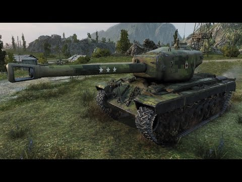 World of Tanks T30 - 9 Kills 8,7K Damage