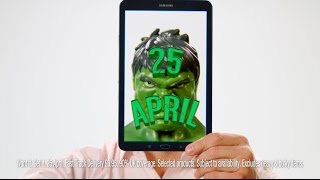 April 25 - Tech Face - #GetItToday