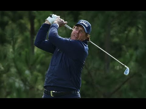 Phil Mickelson hits every fairway as he enjoys strong start at Pebble Beach Mp3