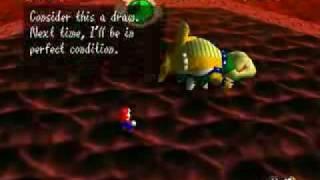 Super Mario 64 Beaten With 0 Stars