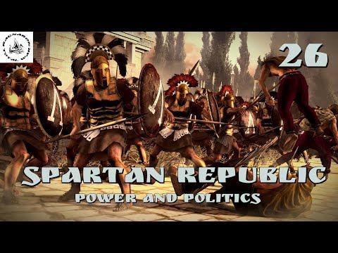 Sparta 26   Total War: Rome II Wrath of Sparta