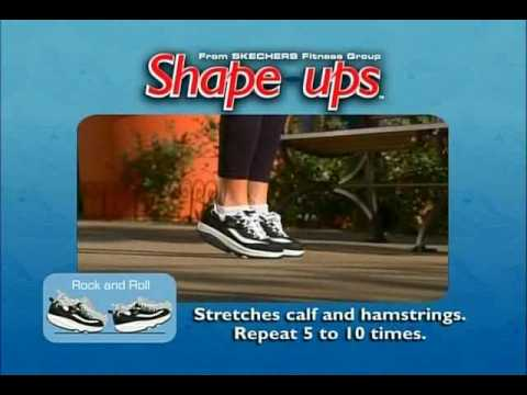 Shape Ups Trainers Skechers Instructional Video