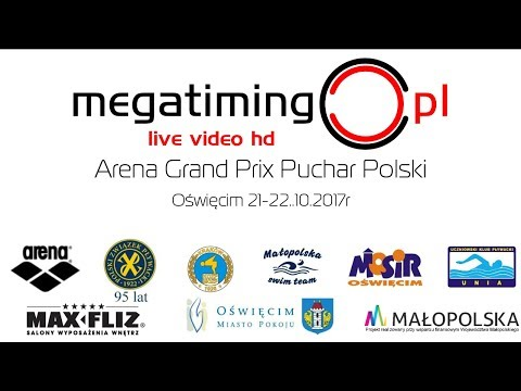 Arena Grand Prix Puchar Polski - Oświęcim 2017 - Blok II