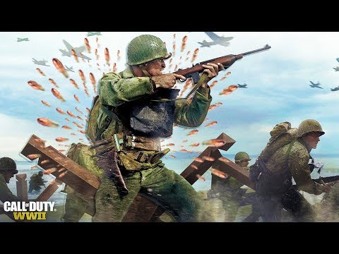 Call of duty wwii best multiplayer 4k stream hikeplays - Is cod ww2 4k ...