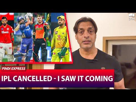 IPL Cancelled - I Saw it Coming | Shoaib Akhtar | SP1N
