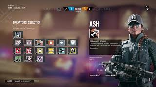 Rainbow 6 Siege- LOSER GETS PUNISHED!! (1v1 w/ Seahawk)