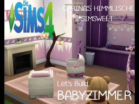 Sims4 let 39 s build babyzimmer youtube - Sims 3 babyzimmer ...