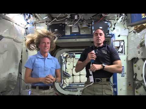 Kansas Students Speak Live with Space Station NASA Astronauts