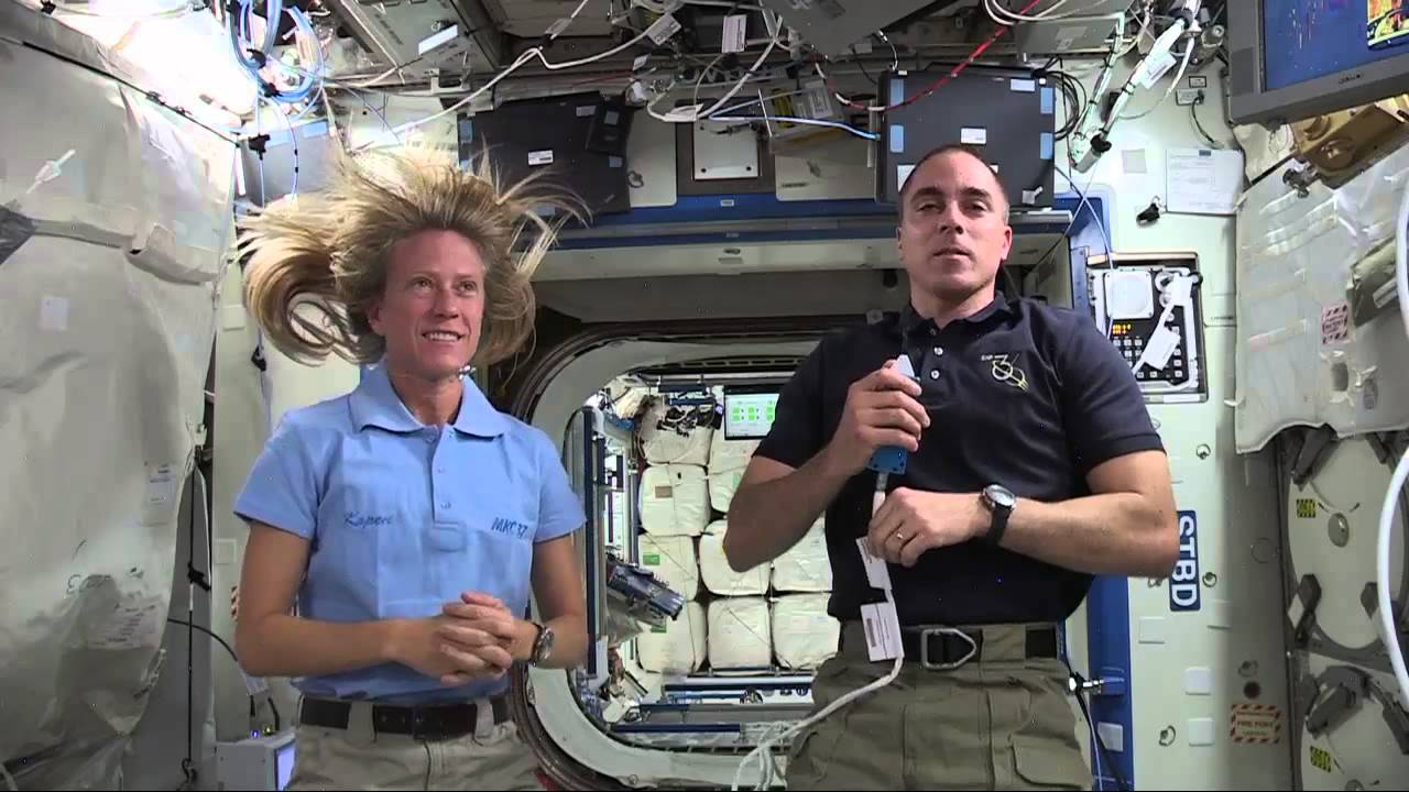 astronauts on the space station right now - photo #38
