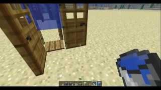 Как сделать ловушку из дверей в Майнкрафт(Как сделать ловушку из дверей в Майнкрафт Видео урок для начинающих играть в minecraft., 2012-02-28T18:04:34.000Z)