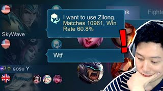 Hello, Global Zilong? | Mobile Legends