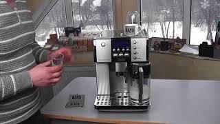 DeLonghi PrimaDonna ESAM 6600. Огляд кавомашини, налаштування та інструкція!