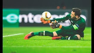 TOP 50 Impossible Saves Hugo Lloris  ► Saint Lloris - HD