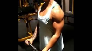 """FBB Rhi """"Valkyrie"""" Rhi Biceps Pump"""