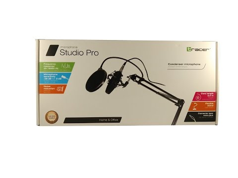 Tracer Studio Pro Mic Greek Video And Settings