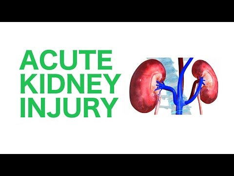 Acute Kidney Injury (AKI) || USMLE