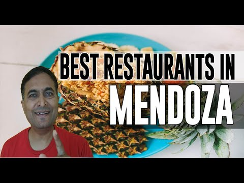 Best Restaurants And Places To Eat In Mendoza, Argentina
