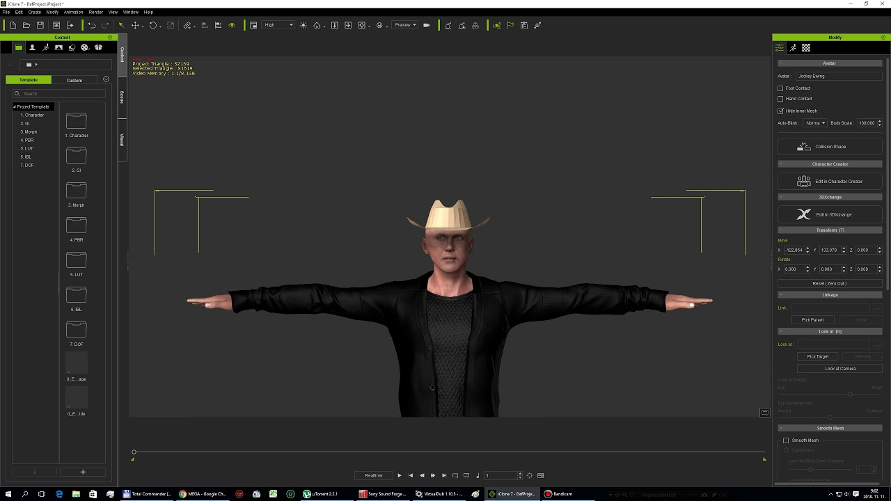 Reallusion iclone character creator with content pack free download.