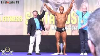 Overall Champions 3  2013 IFBB European Championships Santa Susanna