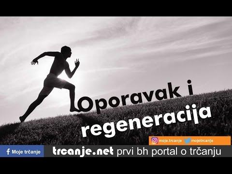 Oporavak i regeneracija nakon treninga i utrke