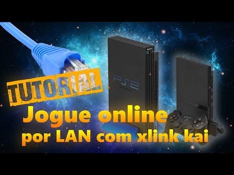 Tutorial - Jogue PS2 Online via rede com Xlink Kai!