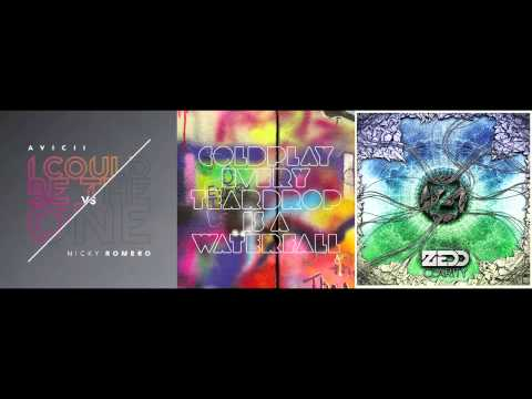Avcii & Nicky Romero vs. Coldplay vs. Zedd ft. Foxes - Every Teardrop Could Be Clarity